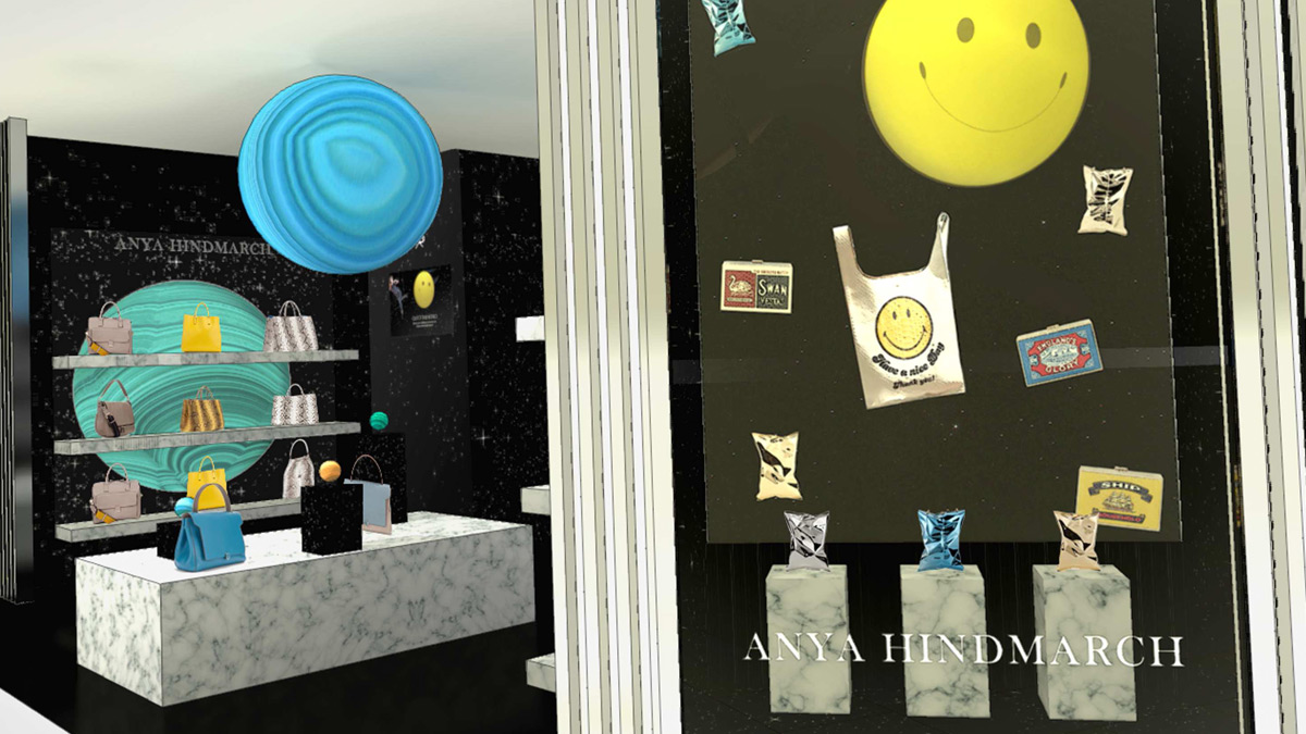Anya Hindmarch SS14 – Out of this World